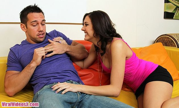 Naughty America Sadie Holmes and Johnny Castle in I Have a Wife