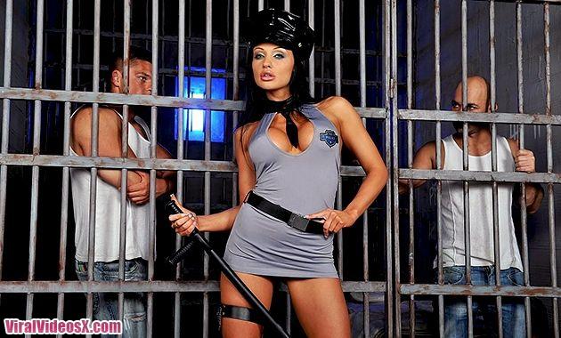 DP Fanatics Deep Prison Aletta Ocean