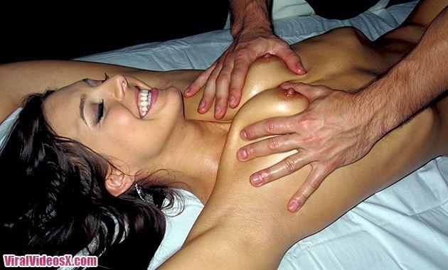 Porn Pros In Home Massage Sadie Holmes