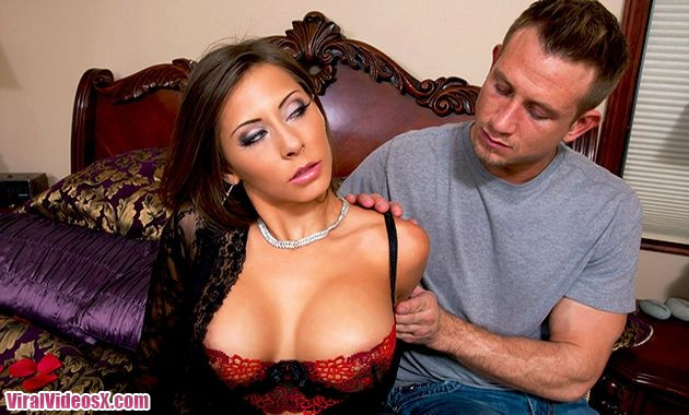 Naughty America Madison Ivy and Bill Bail...