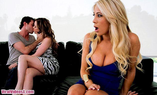 Courtney Cummz and Tasha Reign The Plaything