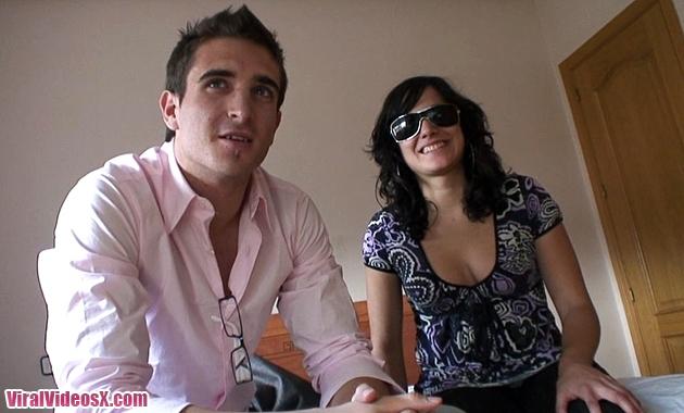 Parejitas Daniela y Hector Una follada espectacular