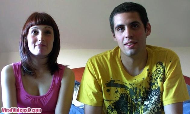 Parejitas Jeny y Sergio Les excita que nos pajeemos