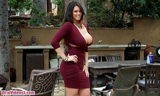 Bangbros Big Tits Round Asses Alison Tyler Huge natural tits get fucked