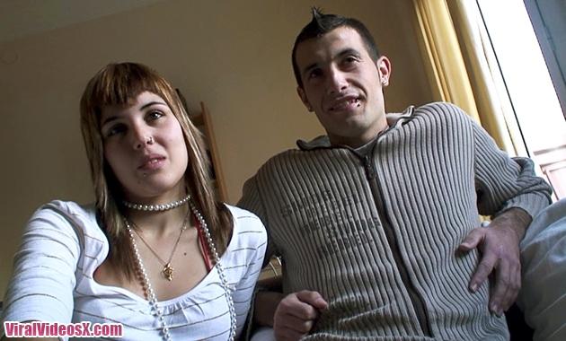 Putalocura Parejitas Marta y Dani Mi novi...