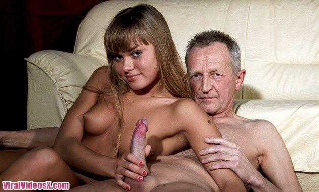 La jovencita Willa se inicia en el Incest...
