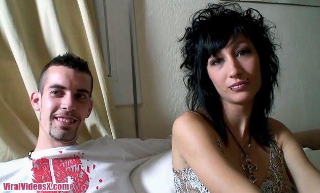 Parejitas Julia y Adam Viviendo a tope el sexo