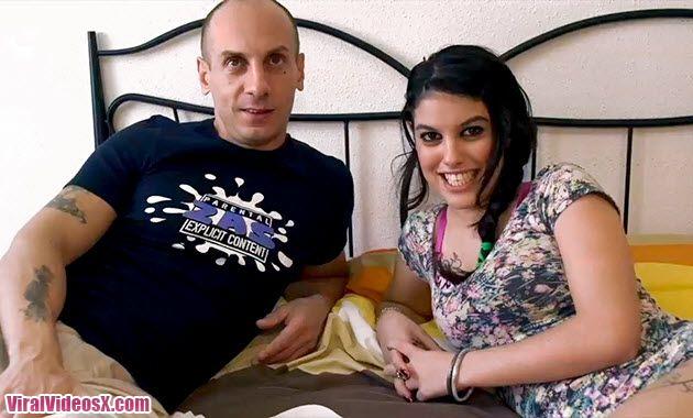 Zas XXX Ana Marco Primer anal de Ana Marc...