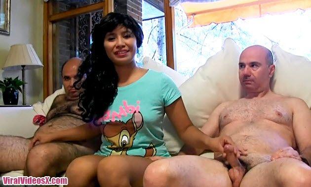 Ozito y Profesor Valeria X Se follan a un...
