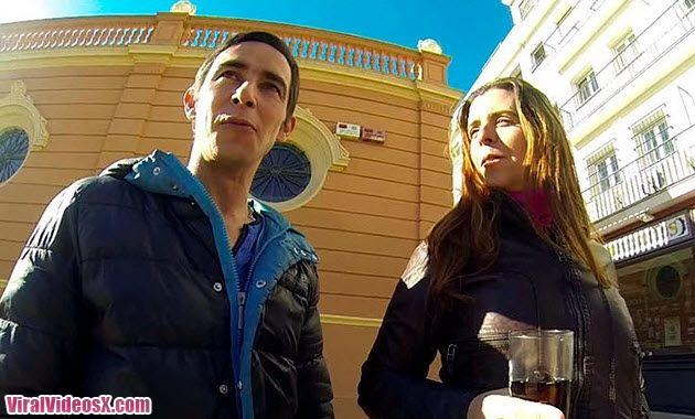 NVAmateur Luisa y Luis pareja de pueblo c...