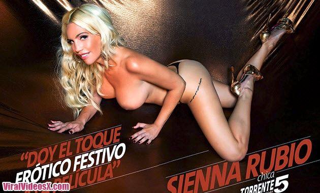 Sienna Rubio El toque erotico de Torrente...