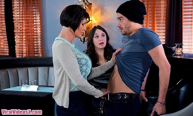 Brazzers Shay Fox Your Mom is a Bitch Moms in Control  - 2