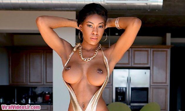 Exotic 4K - Nadia Jay