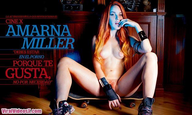Amarna Miller La revolucion del cine X