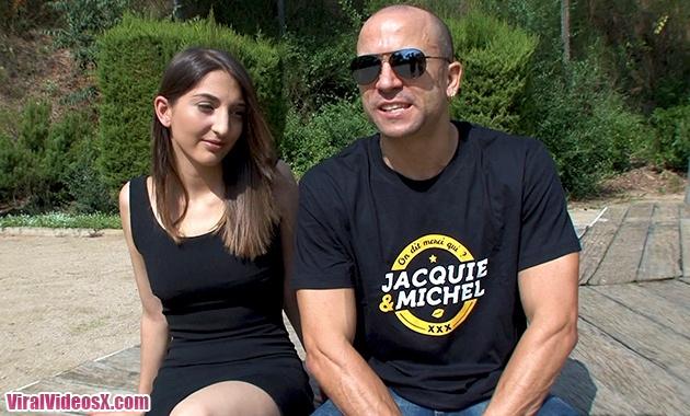 Jacquie et Michel TV Jimena va vous scotcher