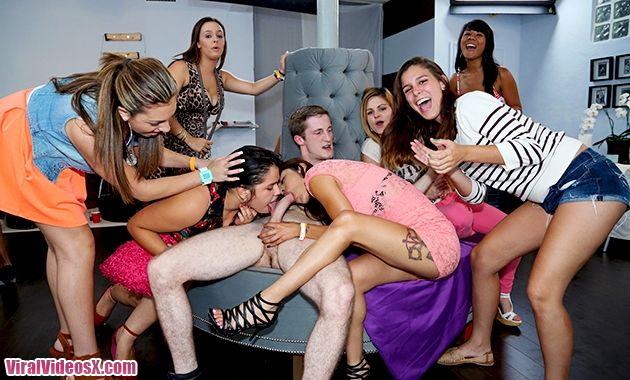 Dancing Bear Hair Salon Dick Party