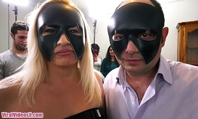 NVAmateur Samantha Mario y Julian los ita...