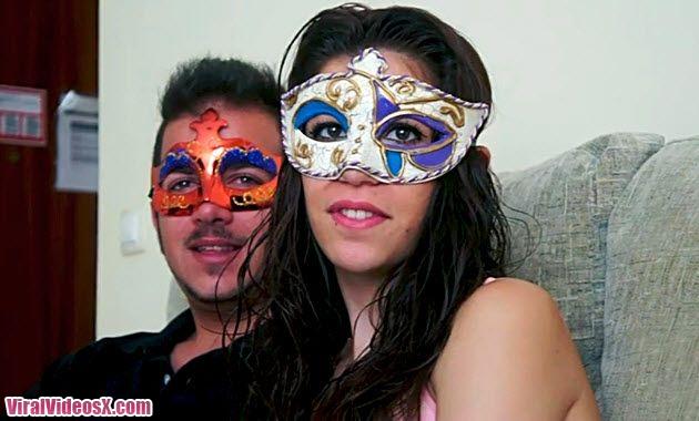 NVAmateur Daniela B pareja joven andaluza...
