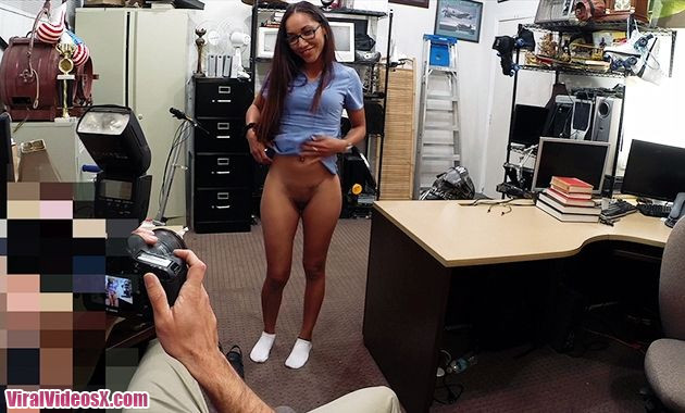 XXX Pawn Desperate nurse will do anything for cash