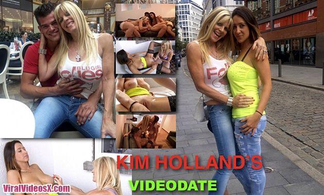 Kim Holland Nadien VideoDate van flirten ...