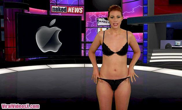 Naked News Thursday February 12, 2015