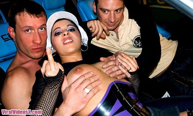 Private Salma De Nora Hot Assphalt