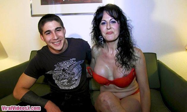 BrunoyMaria Soraya de 40 se folla a Adria...