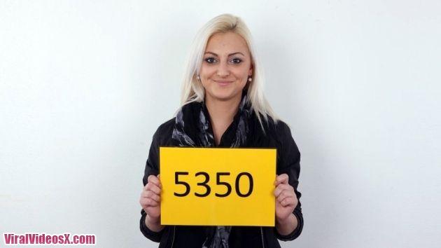 Czech Casting - Sarka - 5350