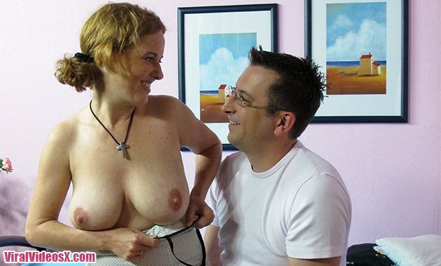 MMVFilms Amaly Big Titted Milf