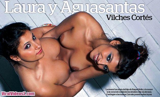 Laura y Aguasantas Vilches Cortes Pasion ...