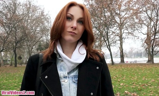 Alice Marshall Russian Redhead Is Easily Seduced Public Pick Ups