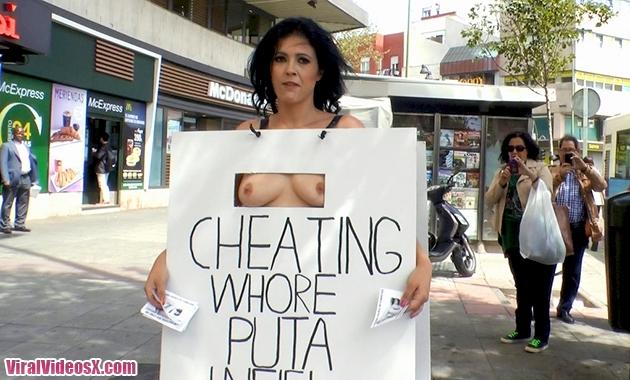 Public Disgrace Montse Swinger Esposa inf...
