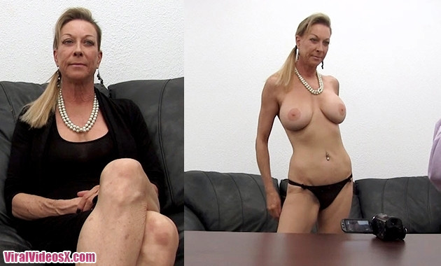 Backroom Casting Couch Diana