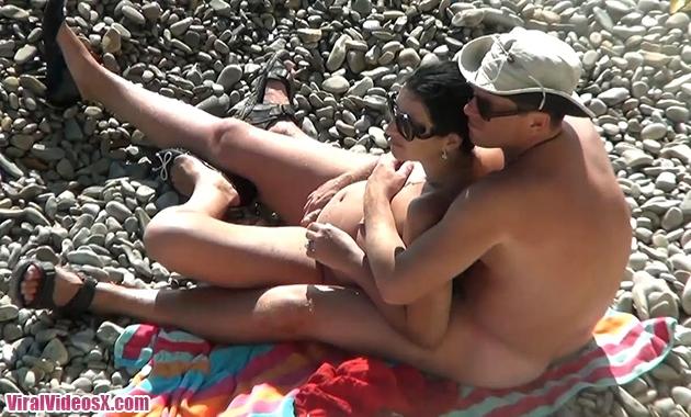 Beach Hunters Amateurs Beach Sex 421