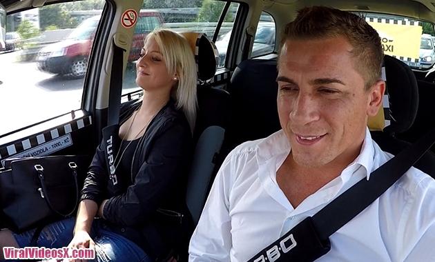 Czech Taxi 28