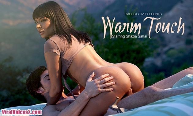 Warm Touch Shazia Sahari