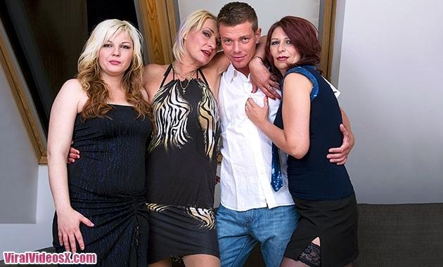 Mature NL Karisa (35) Charlena (40) Alisa...