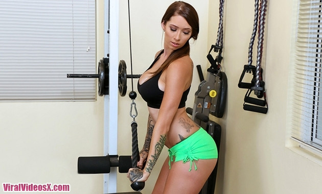 Team Skeet The Real Workout Callie Fucking For Gym Memberships