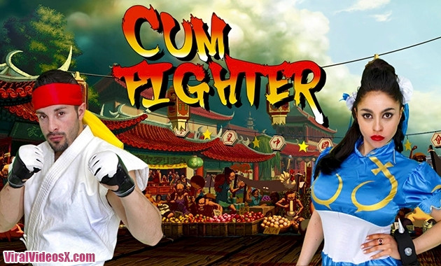 Marta La Croft Cum Fighter, Fuck