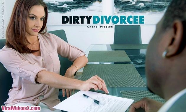 Dirty Divorcee Chanel Preston
