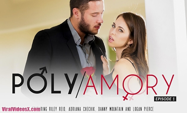 Erotica X Riley Reid Polyamory Episode 1...