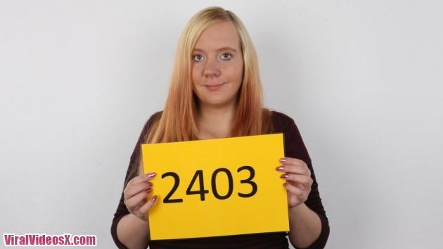 Czech Casting - Pavlina - 2403