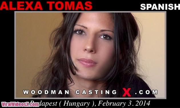 Woodman Casting X Alexa Tomas Updated Casting X 129