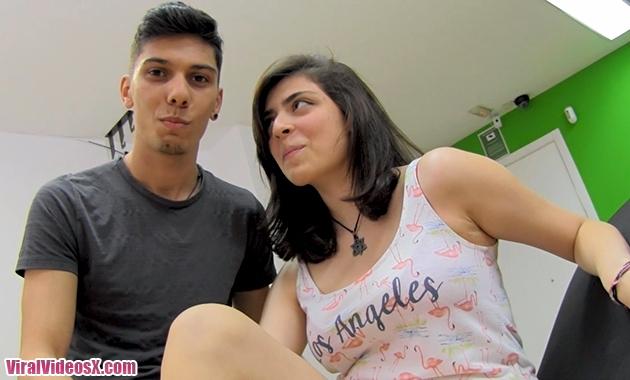 Parejitas Lina y Cano Parejita juvenil