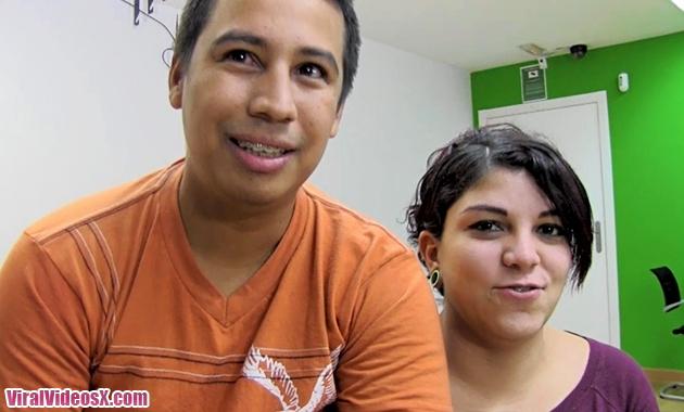 Parejitas Camila y Derek Fuego latino