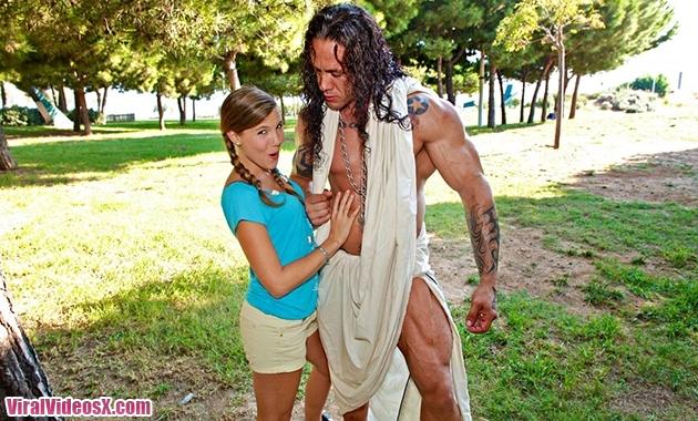 Cumlouder Yaiza del Mar Samson and Delila...