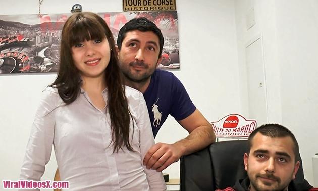 Jacquie et Michel TV Luna 18ans Petite co...
