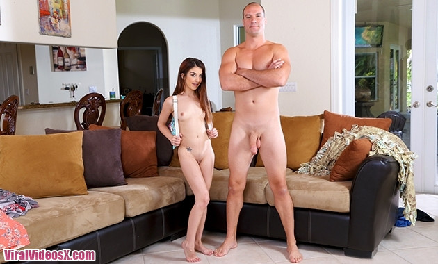 Bangbros 18 Sally Squirt Innocent 18yo Sally Squirt Gets Banged Out