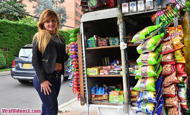 Porndoe Premium Jenny Marin Bienvenido a Bogota Carne del Mercado