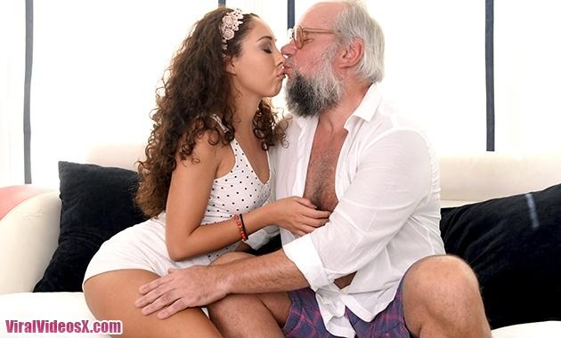 21 Sextreme GrandpasFuckTeens Diya Noir A...